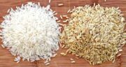 خواص برنج قهوه ای ؛ در طب سنتی و بدنسازی برای لاغری و قیمت آن چیست