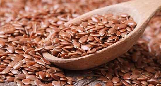 خواص بذر کتان ؛ در بارداری و برای باردار شدن و تنبلی تخمدان و نازایی