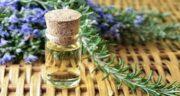 خواص روغن رزماری ؛ برای مو و ریش و ابرو در طب سنتی و بهترین مارک و عوارض
