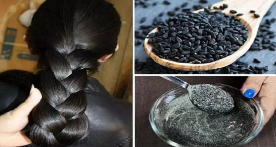 سیاه دانه برای موی سر ؛ خواص سیاه دانه برای کاهش ریزش مو