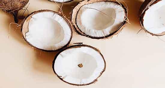 خواص نارگیل ؛ و گوشت نارگیل خشک در طب سنتی برای کودکان و مو و اعصاب
