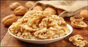 خواص گردو ؛ نارس و بادام ناشتا برای کبد با پنیر و عسل تازه برای پوست