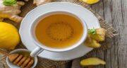 طرز تهیه دمنوش زنجبیل و عسل ؛ به همراه خواص و عوارض این نوشیدنی