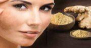 فواید زنجبیل برای پوست ؛ تاثیر شگفت انگیز زنجبیل برای شادابی پوست