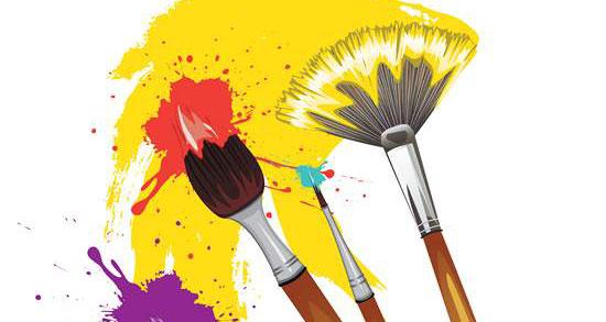 تعبیر خواب قلم موی نقاشی ، معنی دیدن قلم موی نقاشی در خواب ما چیست