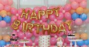 تعبیر خواب جشن تولد فرزند ، معنی دیدن جشن تولد فرزند در خواب های ما چیست