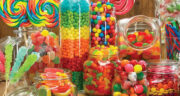 تعبیر خواب خوراکی های شیرین ، معنی دیدن خوراکی های شیرین در خواب