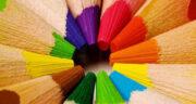 تعبیر خواب مداد رنگی صورتی ، معنی دیدن مداد رنگی صورتی در خواب چیست