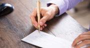 تعبیر خواب نوشتن چک ، معنی نوشتن چک در خواب های ما چیست