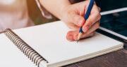 تعبیر خواب نوشتن در دفتر