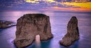 تعبیر خواب صخره سنگ بزرگ ، معنی دیدن صخره سنگ بزرگ در خواب ما چیست