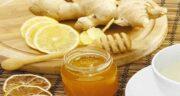 طرز تهیه شربت زنجبیل و عسل و لیمو ؛ یک معجون سرشار از خاصیت و مقوی