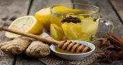 طرز تهیه شربت زنجبیل و عسل ؛ یک نوشیدنی مقوی و سالم برای بدن
