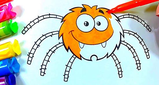 تعبیر خواب تار عنکبوت روی صورت ، معنی تار عنکبوت روی صورت در خواب