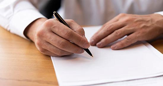 تعبیر خواب وصیت نامه خواندن ، معنی وصیت نامه خواندن در خواب های ما چیست