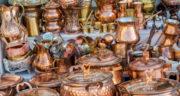 تعبیر خواب ظرف مسی قدیمی ، معنی دیدن ظرف مسی قدیمی در خواب چیست