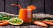 آب هویج برای یبوست ؛ درمان یبوست و بهبود بیماری های گوارشی