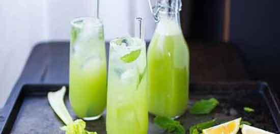 آب کرفس و لیمو ؛ تاثیر آن بر سلامت پوست