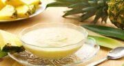 آناناس برای نوزاد