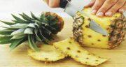آناناس در ماه آخر بارداری