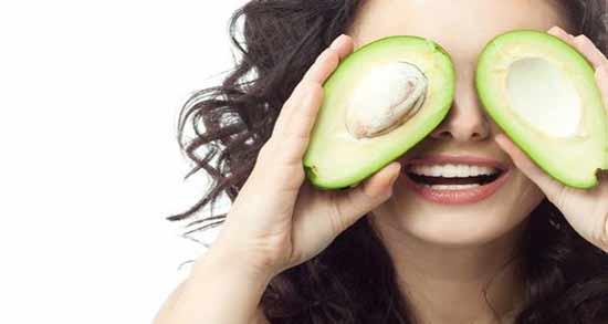 آووکادو برای پوست صورت ؛ تهیه ماسک مخصوص صورت با میوه آووکادو