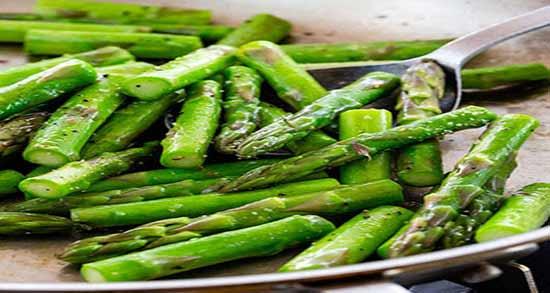 استفاده از مارچوبه در غذا ؛ کاربرد مارچوبه برای طعم دادن به غذا