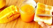 انبه برای صبحانه ؛ خوردن صبحانه ای مقوی و خوشمزه با میوه انبه
