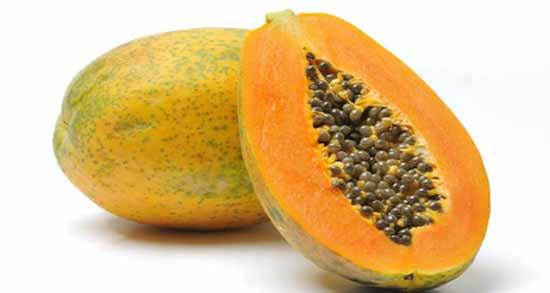 انبه هندی ؛ فواید میوه انبه هندی معروف به پاپایا برای پوست ، مو ، سلامتی