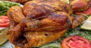 برگ بو در پخت مرغ ؛ عطر و طعم دادن به مرغ مجلسی با برگ بو