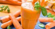 خواص آب هویج در شیردهی ؛ سلامت فرزند و زیاد شدن شیر مادر