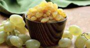 خواص انگور و کشمش ؛ فواید خوردن میوه انگور تازه و کشمش برای بدن