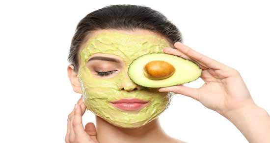 خواص ماسک آووکادو برای صورت ؛ استفاده از ماسک میوه آووکادو برای سلامت پوست