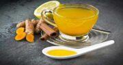 دمنوش زنجبیل و دارچین و زردچوبه ؛ مصرف این دمنوش چه فوایدی برای بدن دارد