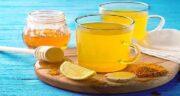 زردچوبه و زنجبیل و عسل ؛ یک دمنوش فوق العاده عالی برای روزهای سرد زمستان