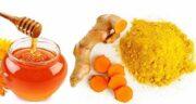 زردچوبه و عسل ؛ ترکیب زردچوبه با عسل برای تقویت ایمنی بدن