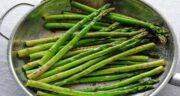 طرز پخت مارچوبه ؛ بهترین روش پختن گیاه مارچوبه چگونه است