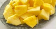 فواید آناناس برای معده ؛ تاثیر خوردن آناناس برای تقویت و درمان التهاب معده