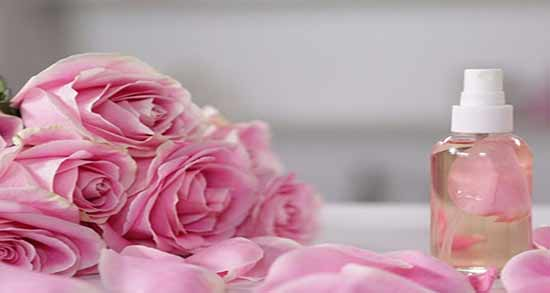 فواید گلاب برای پوست صورت ؛ شادابی و لایه برداری پوست با مصرف گلاب