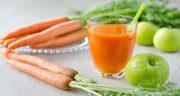مضرات آب هویج بستنی ؛ ضرر های مصرف زیاد آن از جمله قندخون بالا