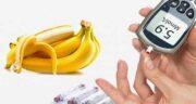 موز برای دیابت