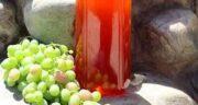 خواص آبغوره و سرکه انگور ؛ مناسب برای هضم راحت گوشت در بدن انسان