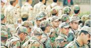 تعبیر خواب احترام نظامی ، معنی دیدن احترام نظامی در خواب های ما چیست