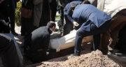 تعبیر خواب خاکسپاری مرده ، معنی دیدن خاکسپاری مرده در خواب چیست