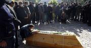 تعبیر خواب رفتن به مراسم خاکسپاری ، معنی رفتن به مراسم خاکسپاری در خواب