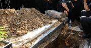 تعبیر خواب شرکت در مراسم خاکسپاری ، معنی دیدن شرکت در مراسم خاکسپاری