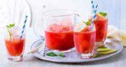 خواص آب هندوانه جوشیده ؛ پوست هندوانه برای افزایش قدرت جنسی مردان