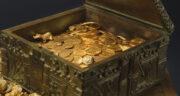 تعبیر خواب یافتن سکه طلا قدیمی ، معنی یافتن سکه طلا قدیمی در خواب