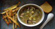 جوانه ماش در سوپ ؛ خاصیت استفاده از جوانه ماش در انواع سوپ ها