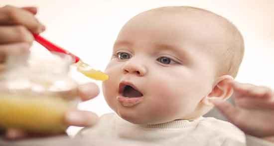 جو پرک از چند ماهگی ؛ جو پرک را از چند ماهگی می توان به غذای نوزاد اضافه کرد
