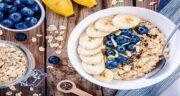 جو پرک و شیر برای بدنسازی ؛ میان وعده ای پر از پروتئین و عضله ساز